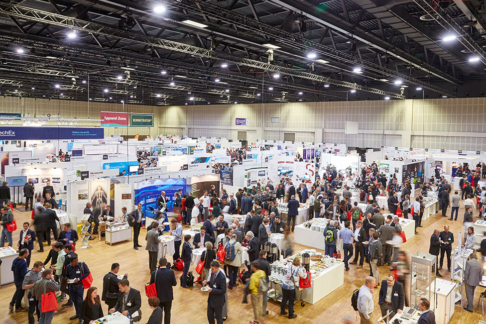 Over 200 exhibitors will showcase their latest solutions and advancements. © IDTechEx Show!