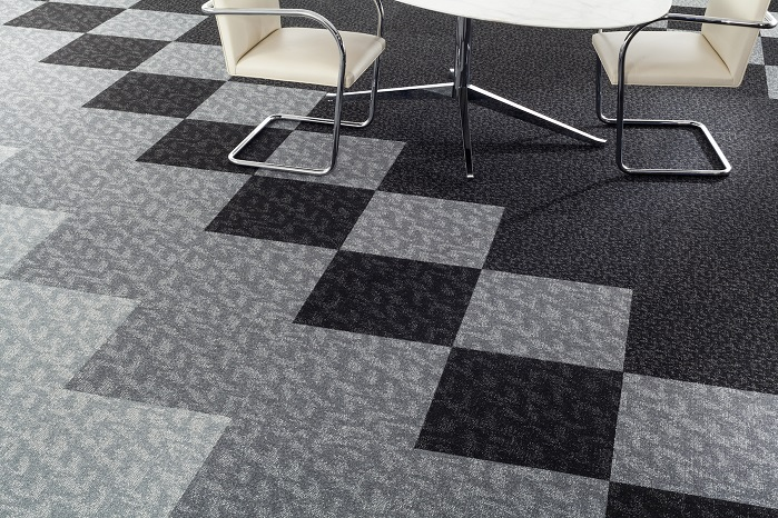 Milliken is one of the leading manufacturers of floor coverings for corporate, public space, retail, hospitality and leisure environments. © Milliken