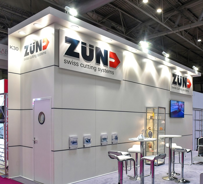 Zünd UK will demonstrate two different Zünd cutters at the show. © Zünd UK
