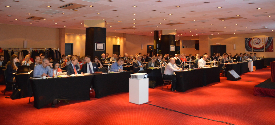 The conference will take place on 24 April in Brussels. © Resyntex