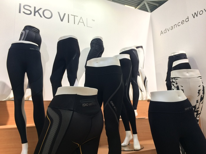 Isko Vital collection. © Innovation in Textiles
