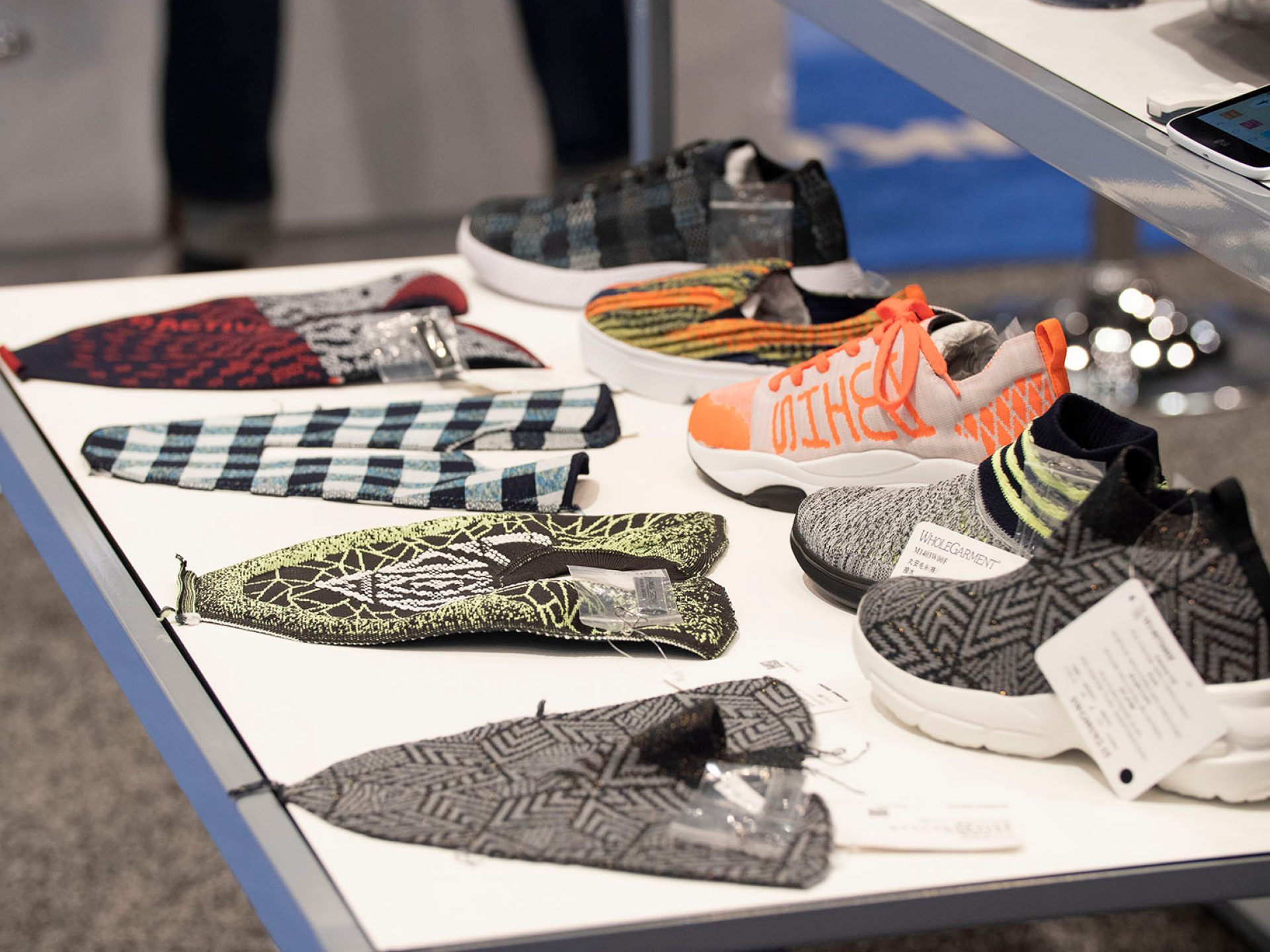 The event provided demonstrations of the latest products, equipment and technology. © Messe Frankfurt/ Techtextil North America