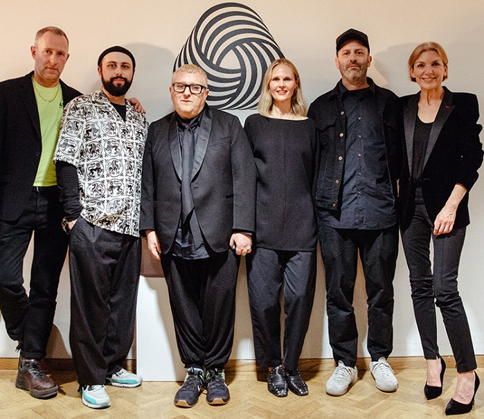 The 2019 International Woolmark Prize was presented at an event during London Fashion Week last month. © The Woolmark Company