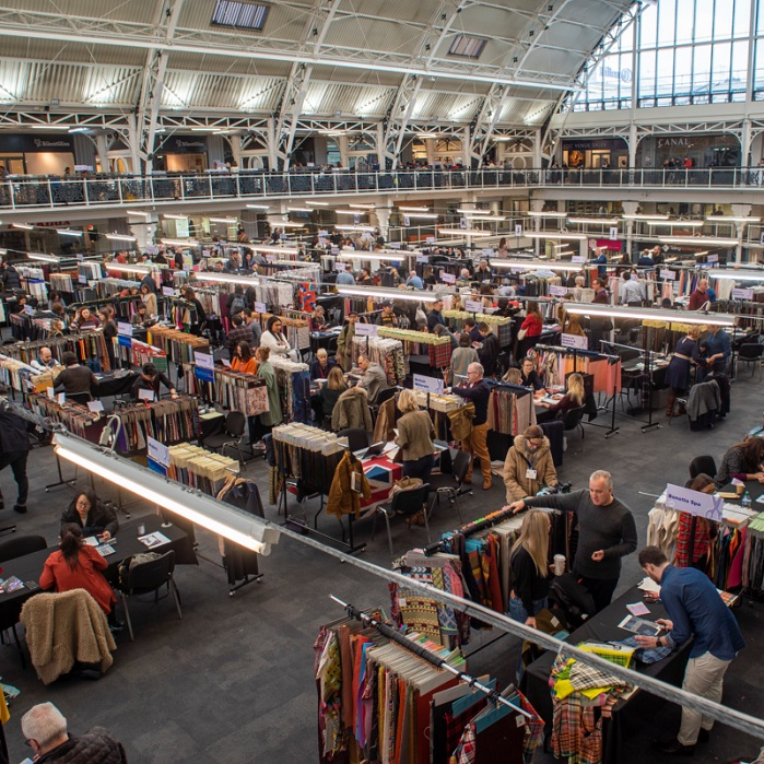 The London Textile Fair 2019 will take place from 16-17 July. © TLTF