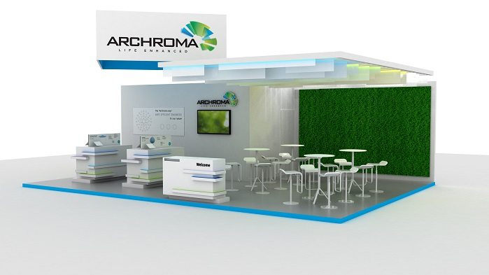 Archroma will be at Techtextil 2019 to launch its latest innovations. © Archroma