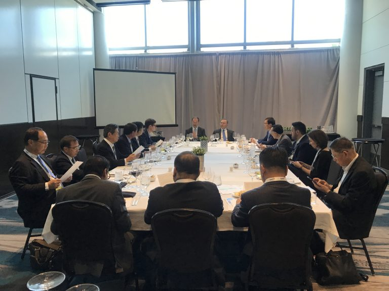 Participatns agreed that the meeting was constructive and such coordination should be continued at future global nonwoven events. © INDA