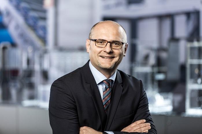 Dr Christof Soest, CTO, Trützschler. © Trützschler