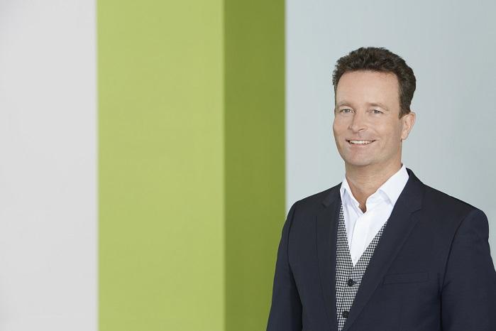 Axel Pieper, CEO, Brückner Trockentechnik. © Brückner Trockentechnik
