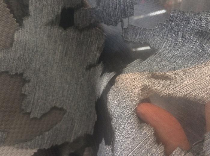 Solis Fabric Tech 86% polyester, 14% nylon. © Anne Prahl