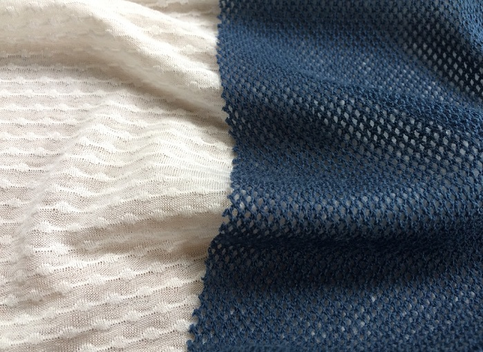 Thygesen & Birk 79% wool, 21%CDPL and 100% wool mesh. © Anne Prahl