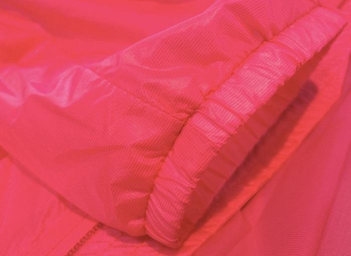 TORAY 100% nylon mini ripstop. © Anne Prahl
