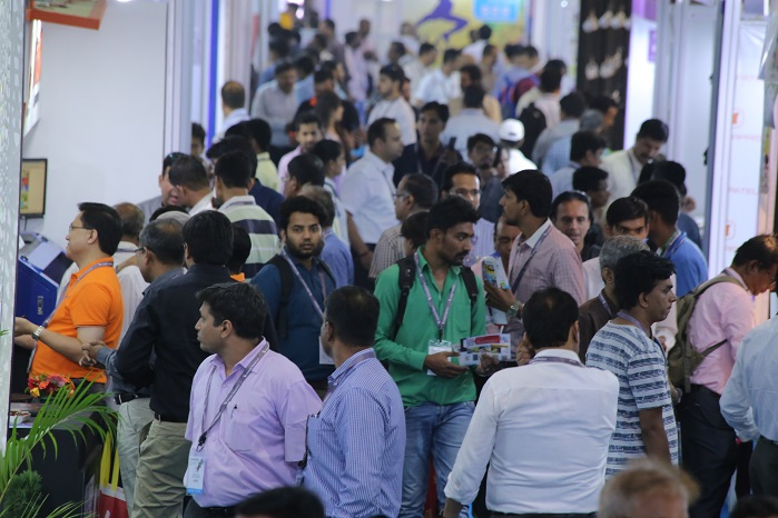 The 15th edition of Screen Print India will take place from 24-26 April 2020. © Messe Frankfurt Trade Fairs India/Screen Print India