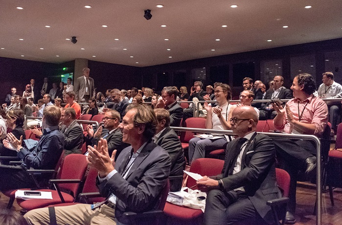 Participants of the Dornbirn-GFC can expect more than 100 expert lectures. © Dornbirn-GFC