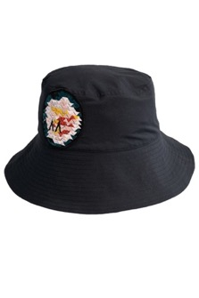 ASMUSS Wide Brim Bucket Hat with EVO by Fulgar