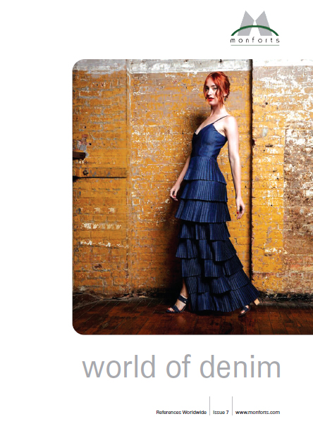 Monforts World of Denim. © Monforts