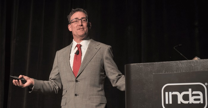 Brad Kalil, INDA's Director of Market Intelligence & Economic Insights. © INDA