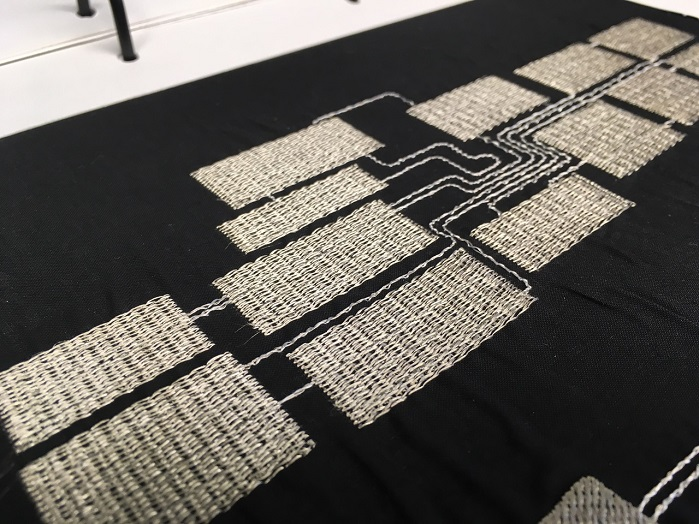 LITRAX is currently focused on the increasing demand for e-textiles. © LITRAX