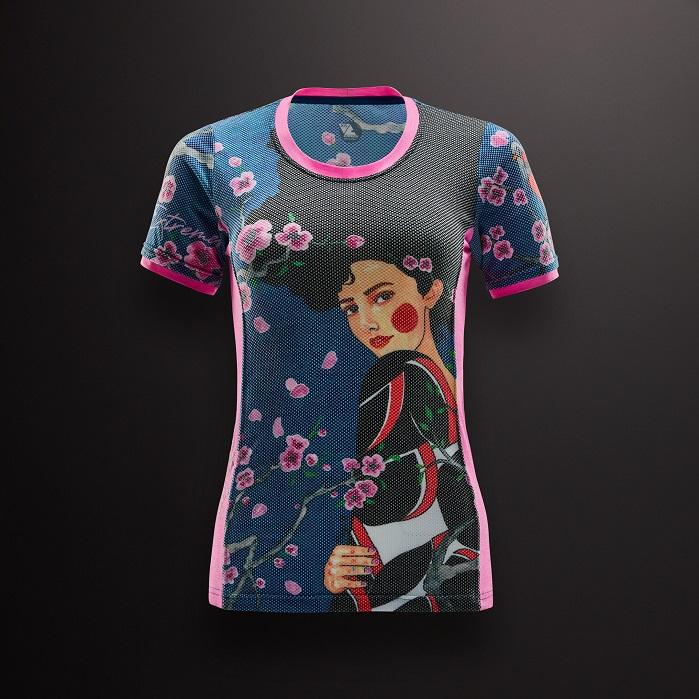 Crazy Idea T-Shirt Delta Woman. © Polartec