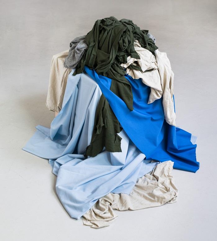 Textile waste. © Sateri