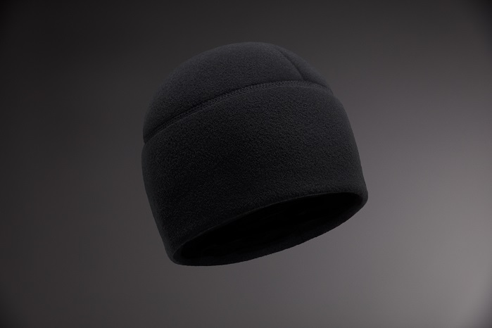 Micro Fleece Cap. © Polartec