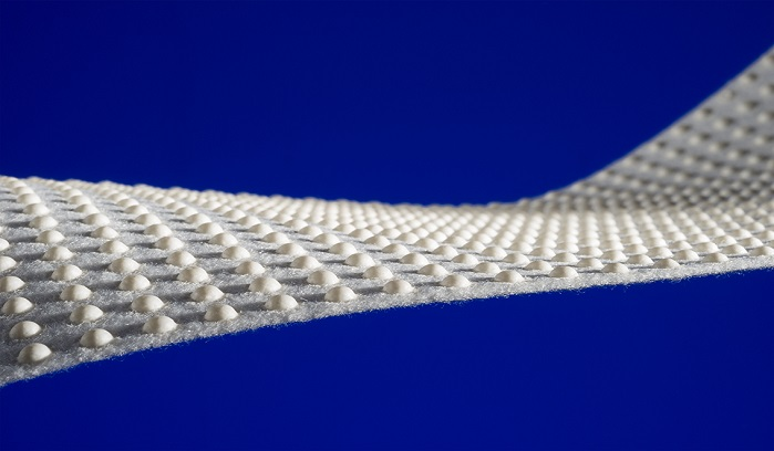 Adding value to nonwoven fabrics through advanced Monforts coating. © Monforts