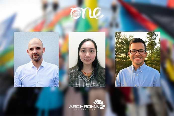 Archroma is sending its first ever delegates to the annual One Young World Summit. © Archroma