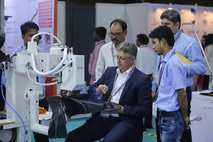 Techtextil India covers the value chain of technical textiles and its 12 application areas. © Messe Frankfurt / Techtextil India edition