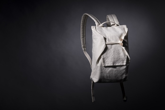 Bergans and Spinnova introduced their first backpack prototype. © Bergans/Spinnova