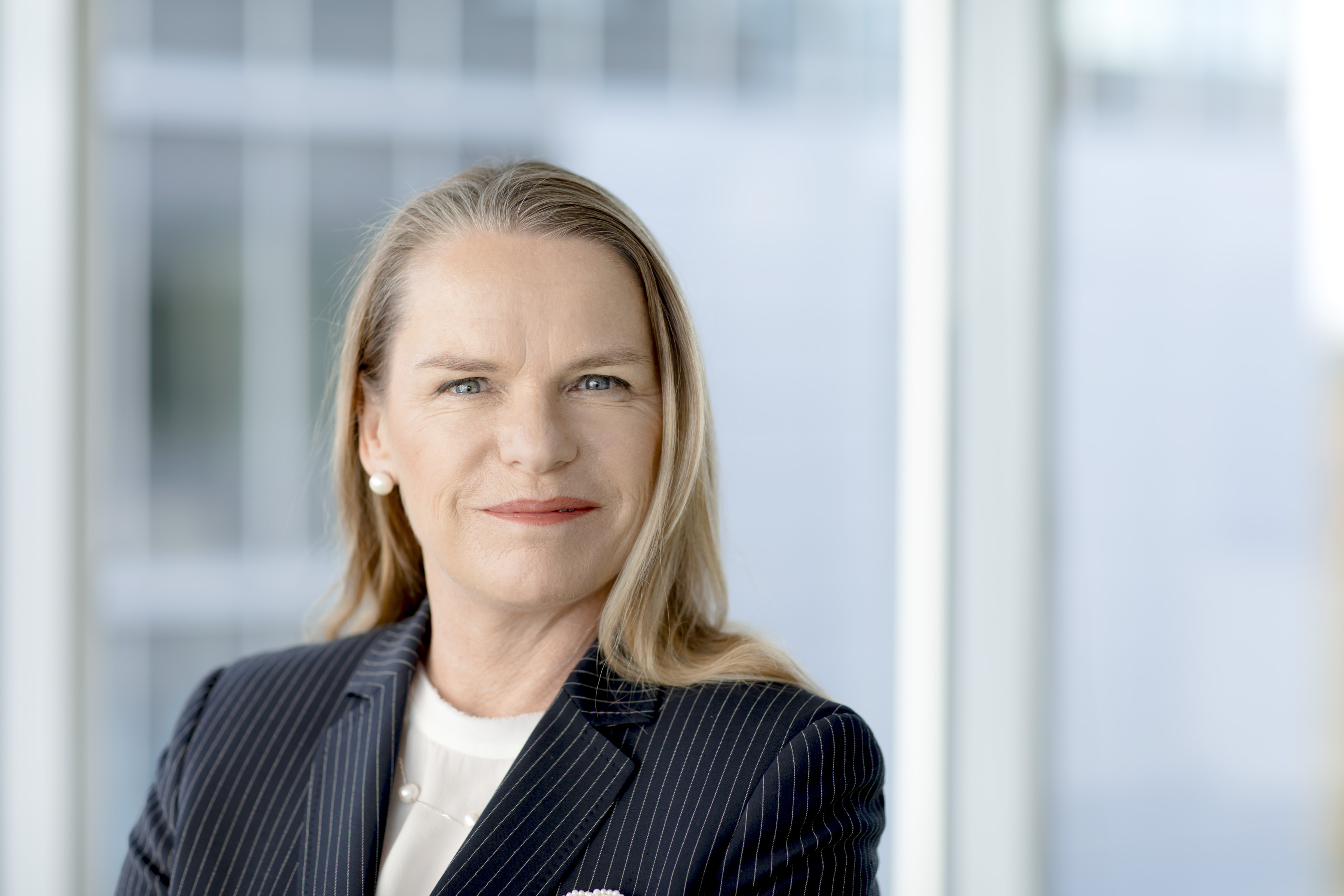 Archroma has appointed Heike van de Kerkhof (pictured above) to succeed current CEO Alexander Wessels effective January 6, 2020. © Archroma.