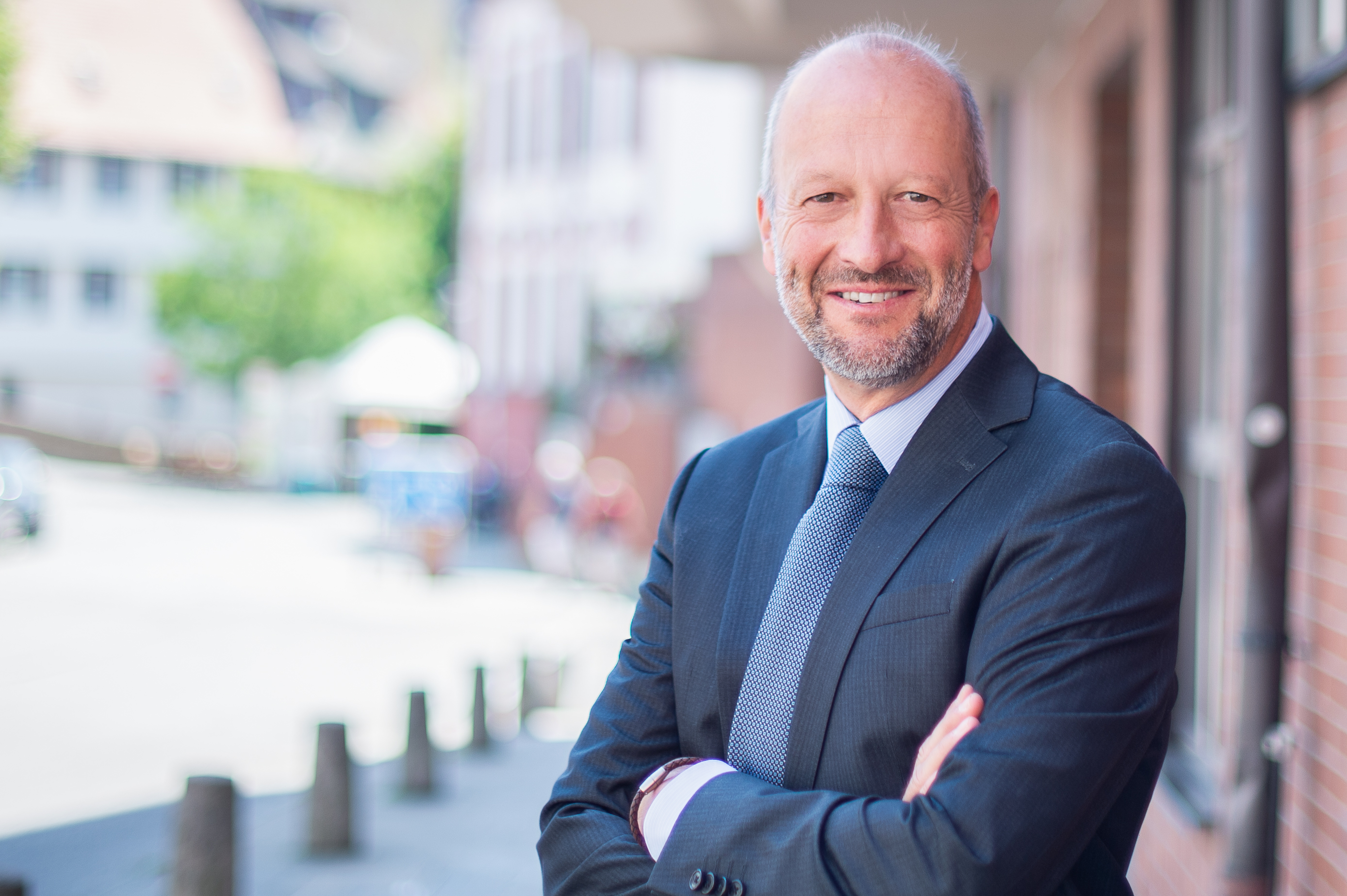 Burghard Schneider has been appointed CEO of the Swiss textile coating specialist Cilander Group. © Cilander Group.
