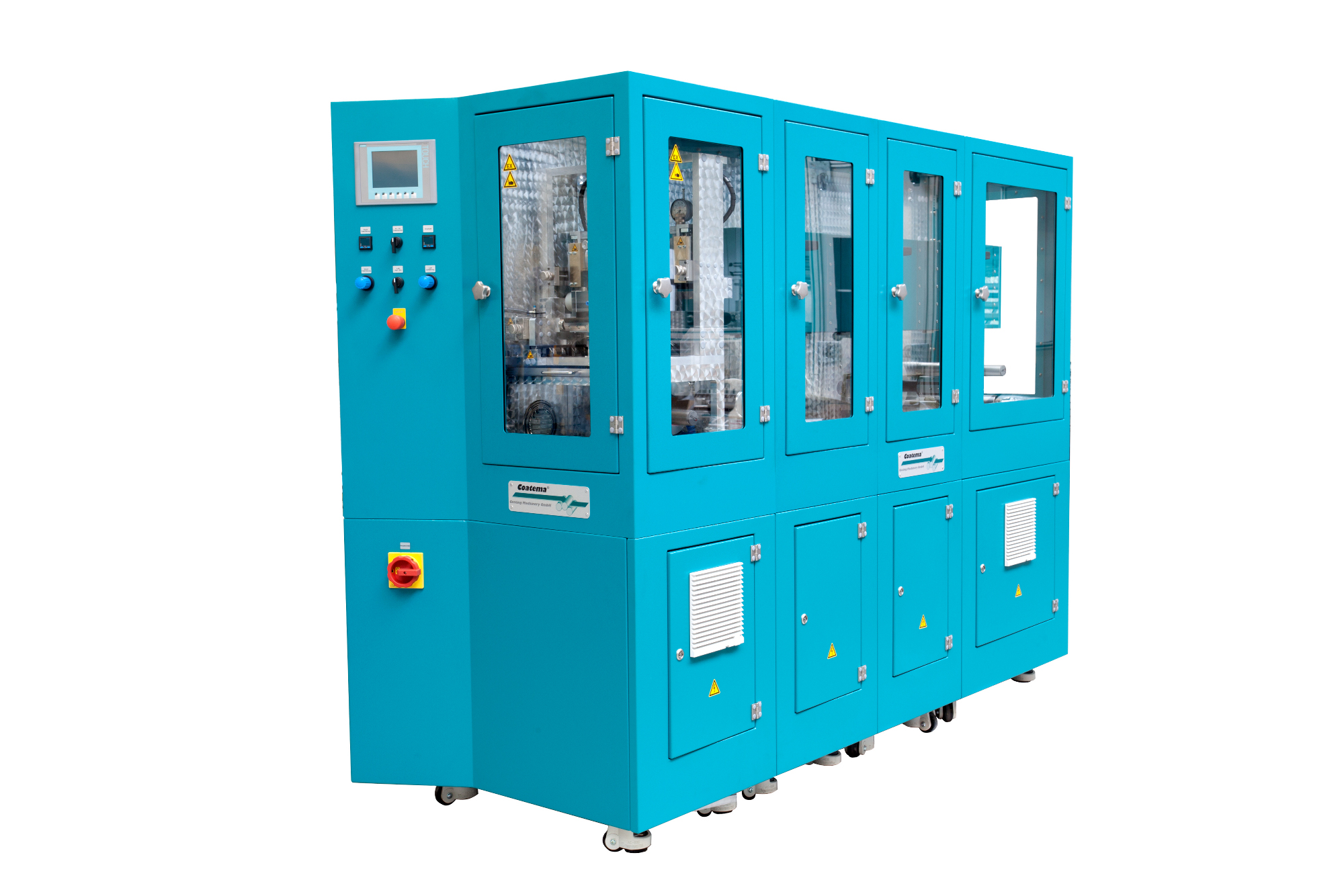 Coatema says it has designed the Smartcoater because early adoption of R2R, at lab or pilot phases, can make scaleup to a full production process easier and less costly.