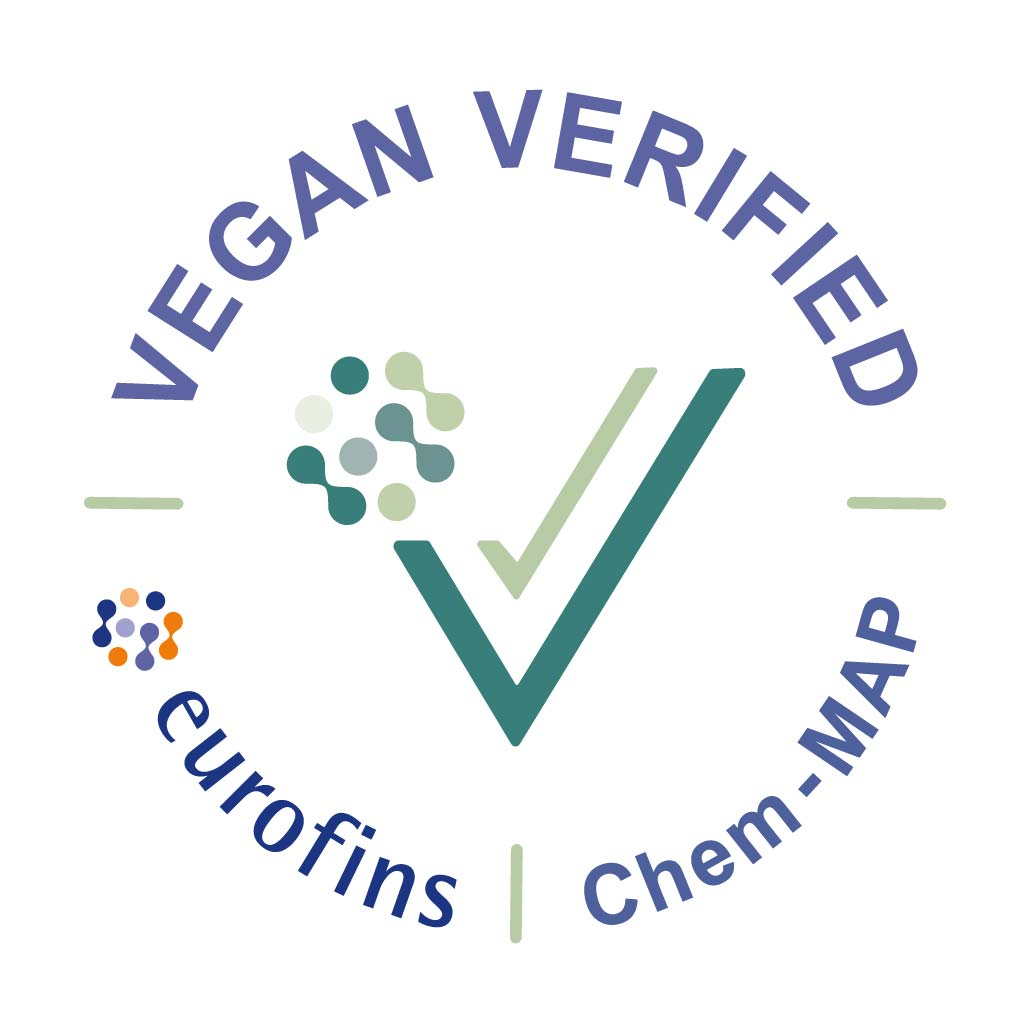 The Eurofins Chem-MAP Vegan Verification Programme has recently been registered under The Vegan Society Trademark for the apparel and footwear sector. © Eurofins | Chem-MAP.