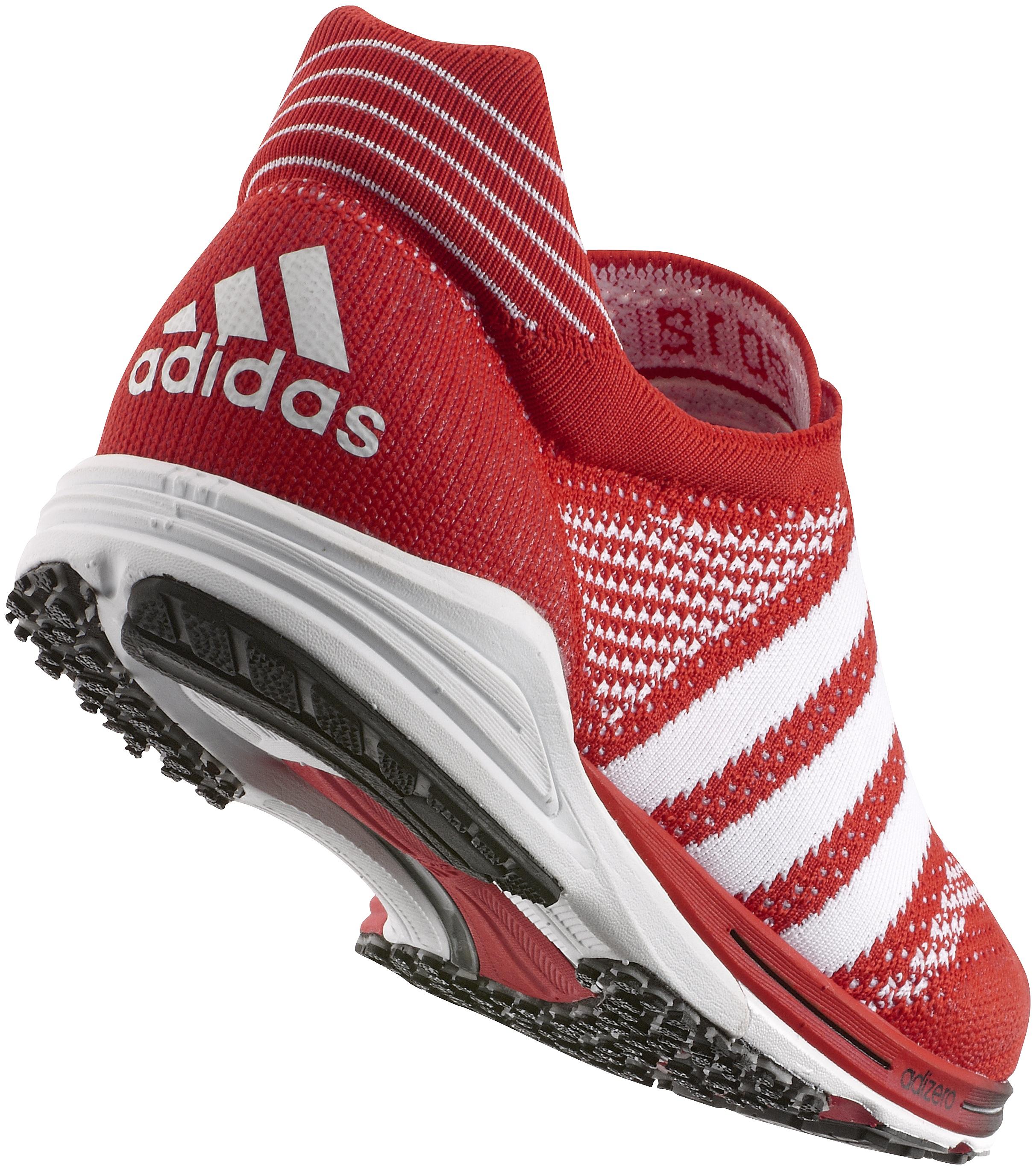 Unveils Adidas Shoe Primeknit Running Adizero vFaqwF0