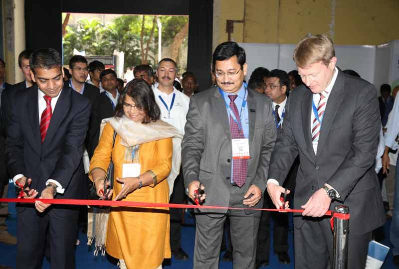 In 2011 the show gathered together 130 exhibitors and 3814 business visitors. © Techtextil India, Messe Frankfurt Exhibition GmbH