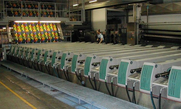 textile machines Karl mayer offers perfect solutions for warp knitting, warp preparation for weaving and technical textiles.