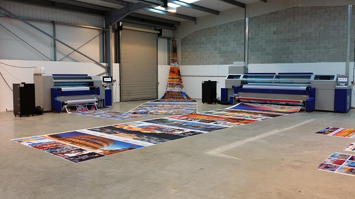 The MTEX 5032Pro has also been installed ready for demonstration and customer testing. © MTEX
