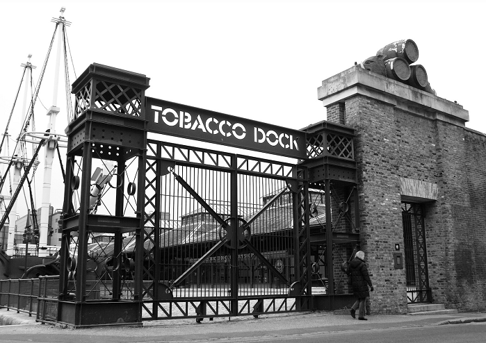 Meet the manufacturer tobacco dock