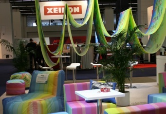 Heimtextil 2015 took place from January 14-17, attracting over 68,000 visitors to Frankfurt.