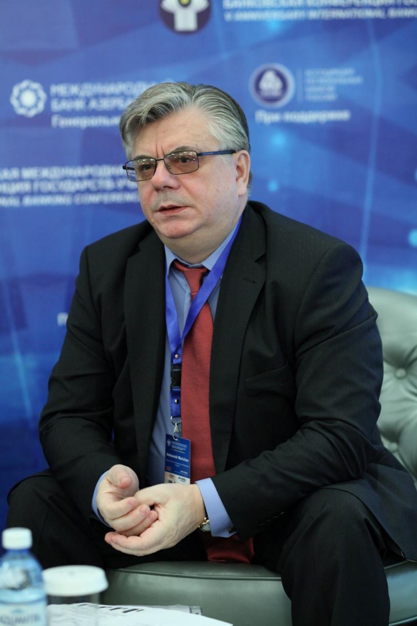 Alexander Murychev, vice-president of RUIE.