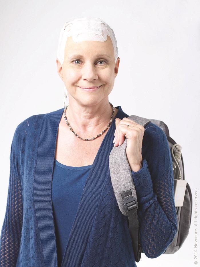 Novocure Presents Novel Anti Cancer Hat For Brain Tumour Patients