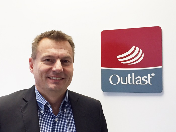 Martin Bentz, President of Outlast Technologies, Golden/USA. © Outlast Technologies