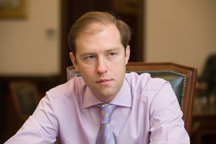 Denis Manturov, Russia's Minister of Industry and Trade, responsible for development of technical textile industry in the Russian government.