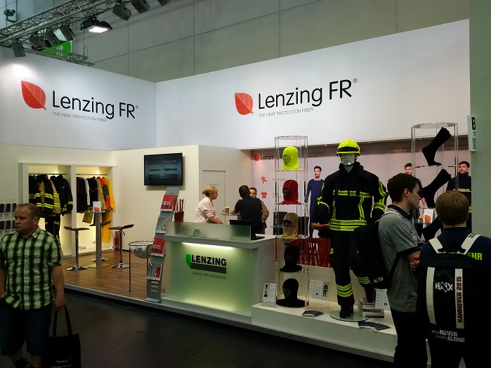 Lenzing FR offers combines protection with softness and breathability.
