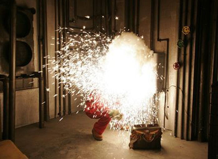 Not all FR fabrics are rated for arc flash hazard.