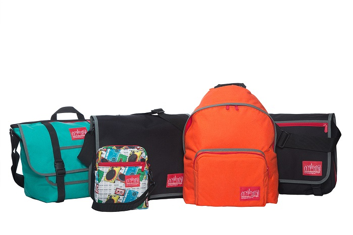 Cordura and Manhattan Portage to present new 80's inspired bag ...