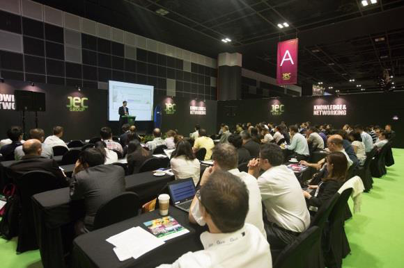 JEC Asia 2015 – 8th annual session. © JEC Group