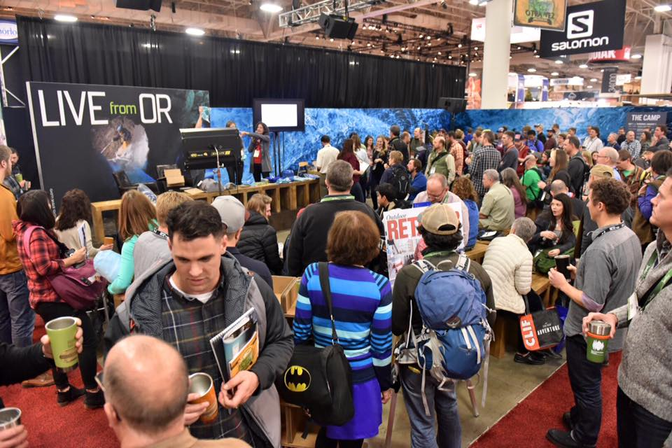 This year's Outdoor Retailer Winter Market (ORWM) ran in Salt Lake City over January 7 – 10. © OR Winter Market