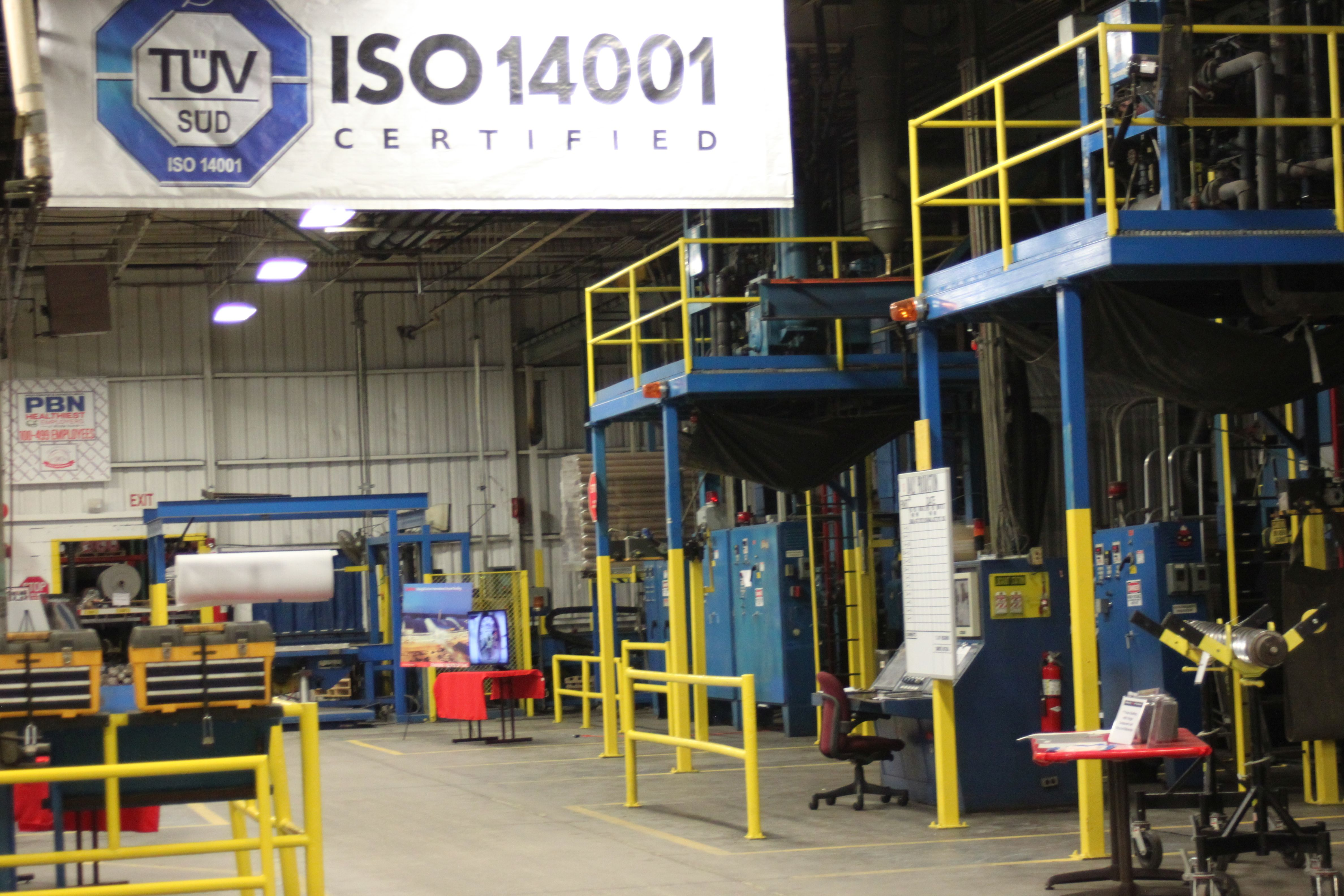 Cooley ISO 14001