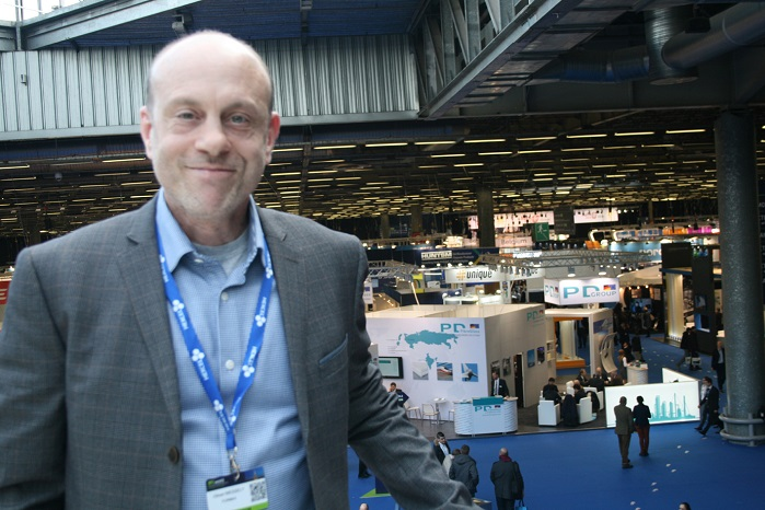 Oliver Wessely, Director of Sales & Marketing for Non-Crimp Fabric at Hexcel.