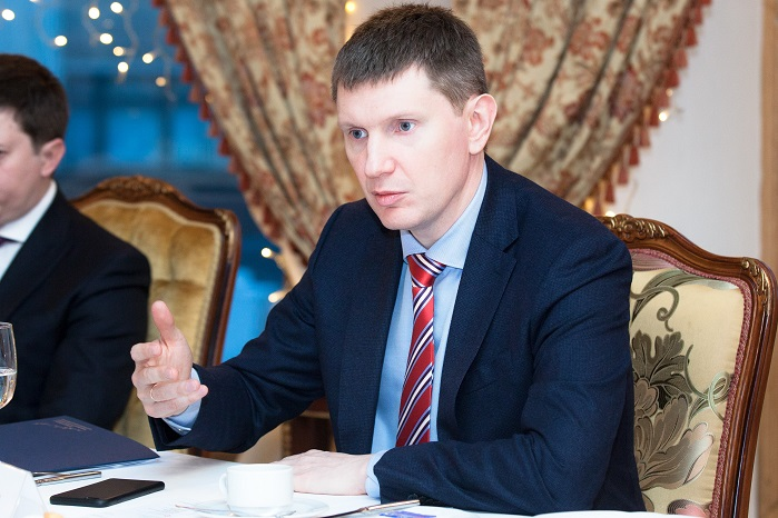 Maxim Reshetnikov, head of the Moscow Department of Economic Policy and Development.